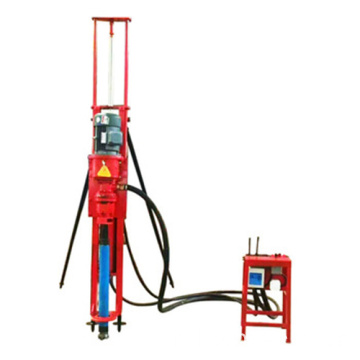 Dth Drilling Rig With Compressor