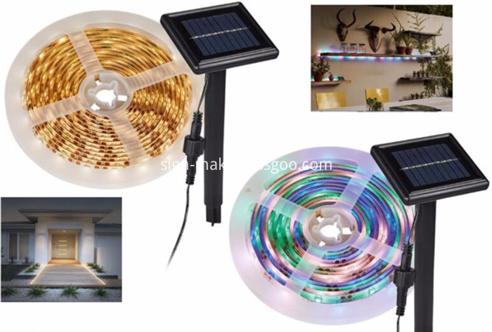 solar strip light