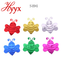 HYYX Wholesale Made In China abeja personalizada confeti / confeti ocupado