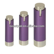 plastic acrylic cosmetic lotion bottle