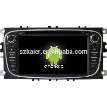 Glonass/GPS Android 4.4 Mirror-link TPMS DVR car MP5 player for Ford Mondeo with GPS/Bluetooth/TV/3G