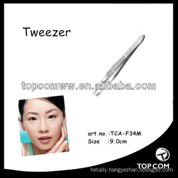 perfect beauty care eyebrow clamp plucker tweezers