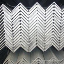 Barra de ângulo de aço com revestimento de zinco