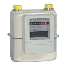 G6 Diaphragm Commercial Aluminum Case Gas Meter