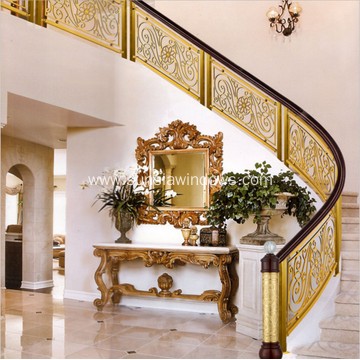 Decorative Aluminum Stairs Railing