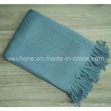 Lance de bambu, cobertor de bambu, fibra de bambu jogar Bb-09122