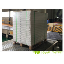 Papier carton duplex enduit d'argile