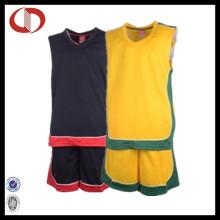 Nuevo diseño del jersey del baloncesto del mejor estilo para el hombre