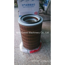 Weichai Piezas de repuesto para motores diesel Filtro de aire (K2640) 612600110540