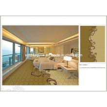 Maschine gemacht gedruckt Polyaime Wand zu Wand Hotel Teppich