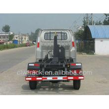 Camión de basura CLW Mini 2.5M3, Camión de basura 2500L