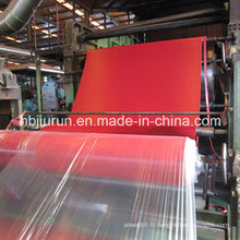 Feuille de plancher en caoutchouc d'extrusion durable d'EPDM