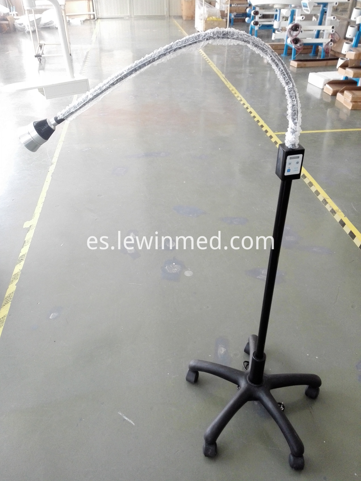 Portable led examination light