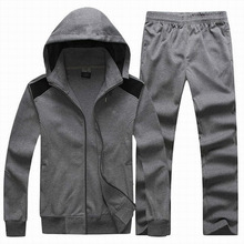 Hot Sale Wholesale Custom Design Mens Sport Suit