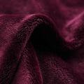 Fox Fur Velvet Fabric For Women's Pants