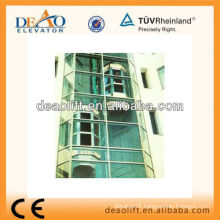 Nova DEAO Panoramic hydraulic elevator in china