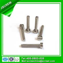 Slotted Cap Head Machine Screw