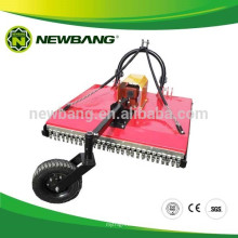 HM series topper mower