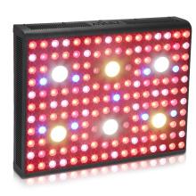 Luces de cultivo LED de 3000 W de potencia con diodos de doble chip