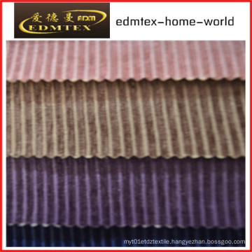Plain Chenille Fabric for Sofa Packing in Rolls (EDM0238)