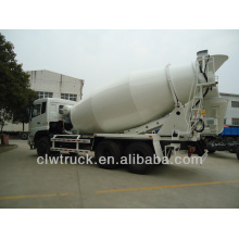 Low price 14M3 Dongfeng truck mounted concrete mixer