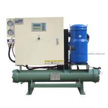 5HP Food and Beverage Processing Water Cooled Scroll Mini Chiller