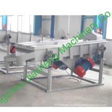 Машина для склеивания просеивающих машин прямоугольного сечения ZS