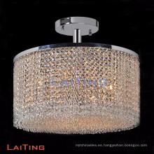 Lámpara de araña de techo moderna para iluminación de comedor LT-51121