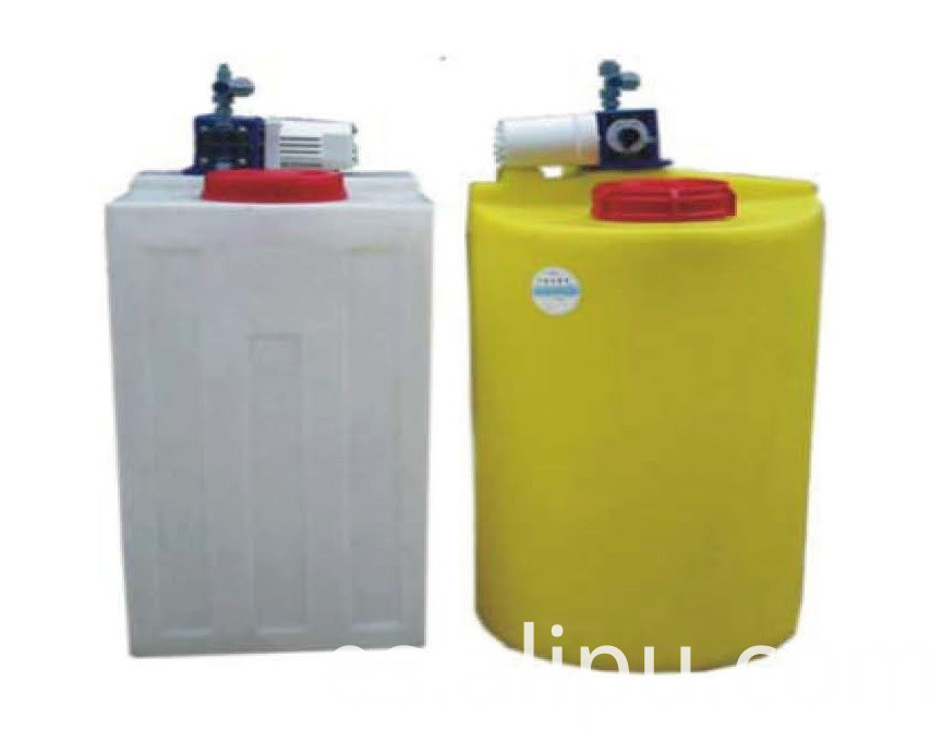 Dosing pump accessories Tank