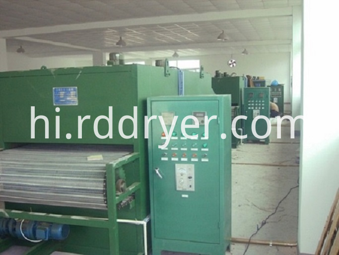 Conveying Belt Dryer Machine Product
