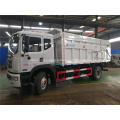 Dongfeng  D9 (12m3) docking garbage truck
