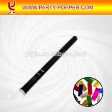 Confetti Shooter Confetti Canon Party Popper con Rejilla metálica