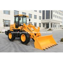 102HP 1 M3 3 Ton Hydraulic Loader, Mini Hydraulic Loader