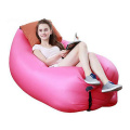 Aufblasbares Sofa-fauler Knochen-Strand-aufblasbares Bett Lamzac / Kaisr aufblasbarer Schlafsack