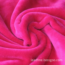 Double velour, 100% poly, density of 147x121, weight is 240gsm, width is 65 inches