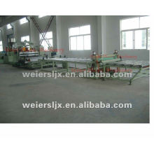 plastic Sheet extrusion line-ABS PS TPU