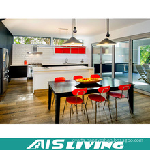 Modular Wooden Kitchen Cabinet Furniture Design (AIS-K366)