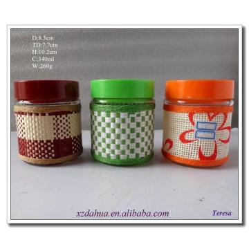 High Quality Glass Storage Jar