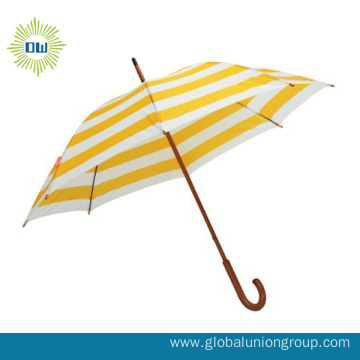 Good Quality Waterproof  Fabric  Straight Umbrella