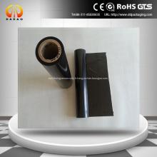 Film polyester noir résistant à la chaleur 50mic pour l'isolation