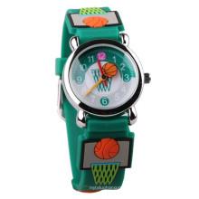 Mais recente design relógio de pulso crianças resistente à água 3 ATM