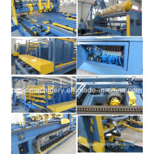Best Quality Automatic Stringer Wood Pallet Nailing Machine