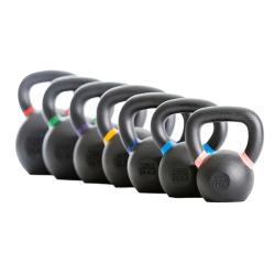 Strength Training Powder Coated Kettlebell