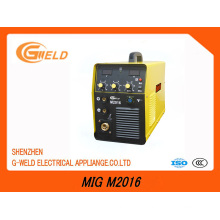 Máquina de soldadura Multifunction do inversor IGBT MIG (MIG M2016 IGBT)