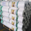 with warning strip bale wrap net roll