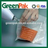 vacuum sealed seafood fish bag