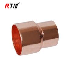 EN1254-1 ANSI B16.22 reducing 12mm,15mm,20mm 55mm copper fitting