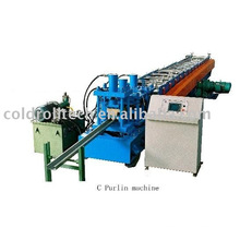 C-Pfettenkaltumformmaschine