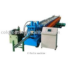 Máquina de perfilagem a frio C