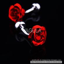 VAGULA qualidade camisas botões de punho Hlf21508
